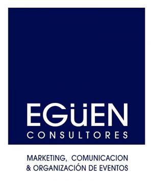 Logotipo Egüen consultores